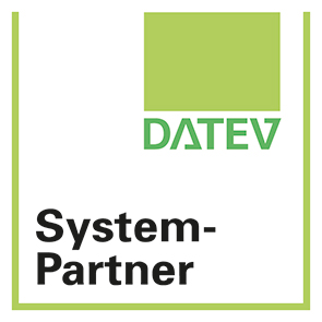 Wir sind DATEV Systempartner